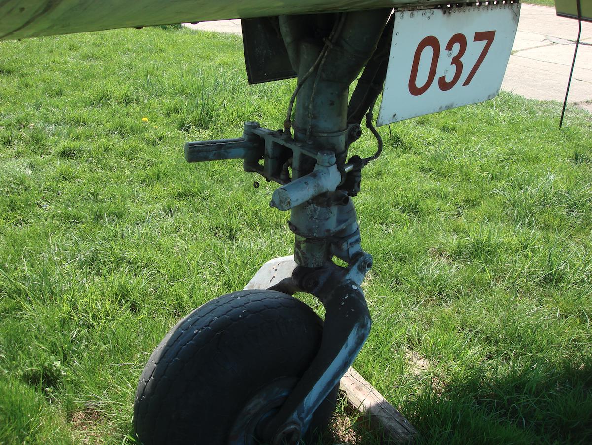 Jak-40 nr 9510238 - 37. 2009 rok. Zdjęcie Karol Placha Hetman