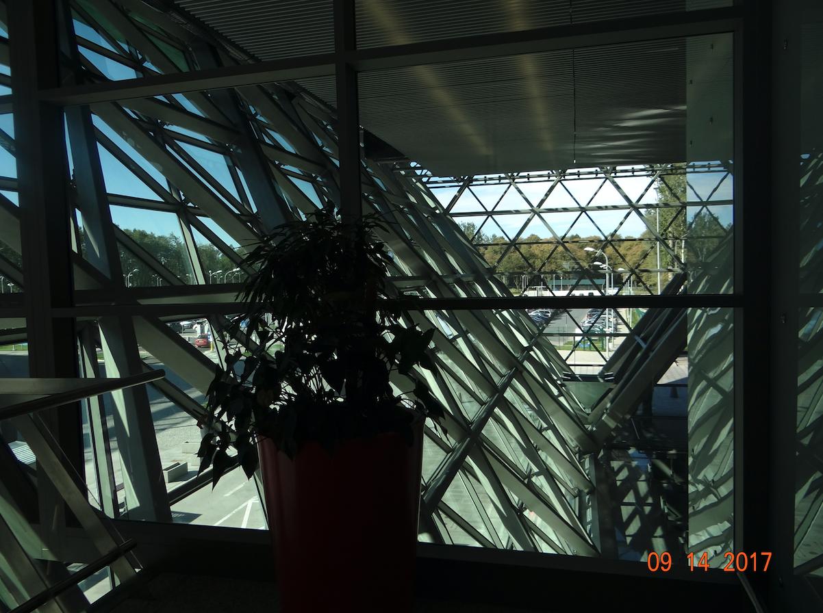 Terminal. Część zachodnia. 2017 rok. Zdjęcie Karol Placha Hetman
