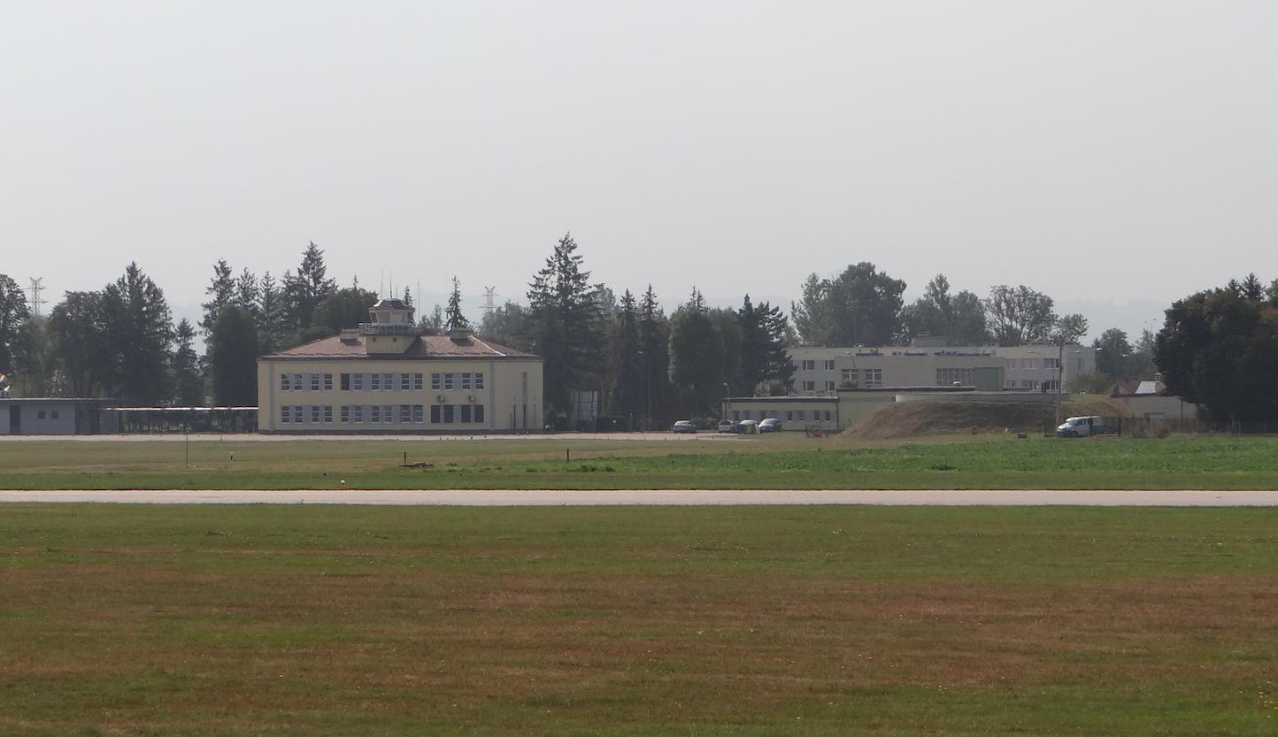 Ośrodek Kształcenia Lotniczego w Rzeszowie. 2019 rok. Zdjęcie Karol Placha Hetman