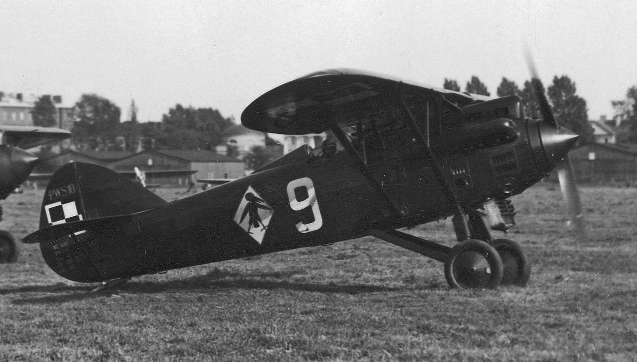 PWS-10. Zdjęcie LAC