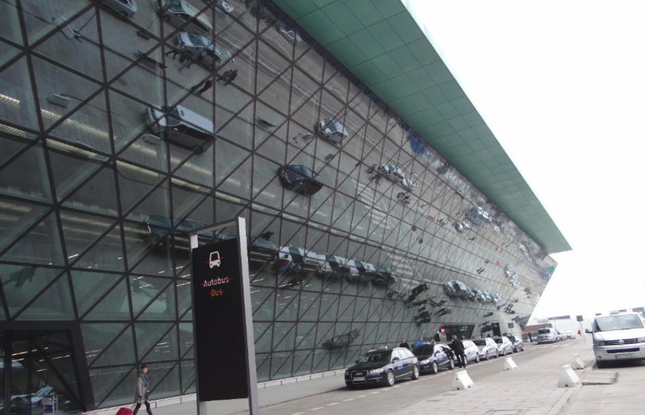 Terminal. 2015 rok. Zdjęcie Karol Placha Hetman