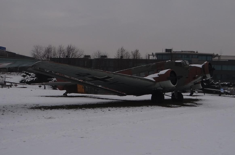 Ju-52 / Amiot AAC.1 Toucan w MLP. 2018 rok. Zdjęcie Karol Placha Hetman