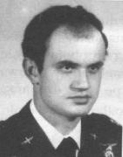 Pilot Lieutenant Colonel Bogdan Kawka