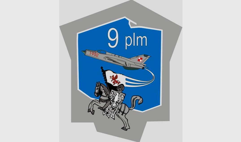 Emblem of the 9th Fighter Regiment
