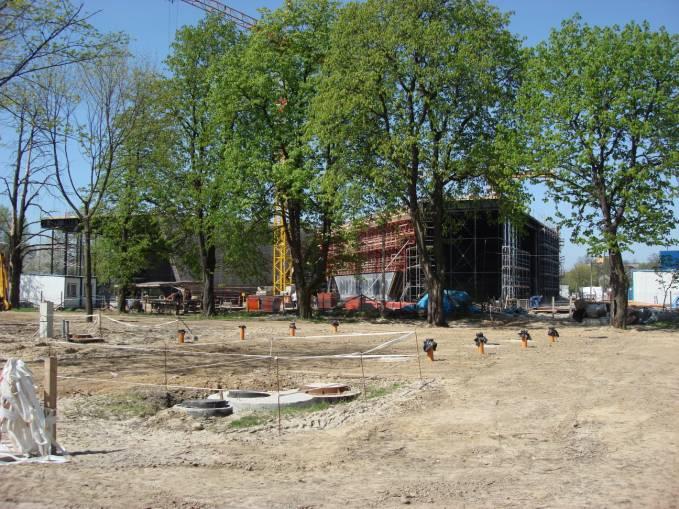 Budowa. 2009r.