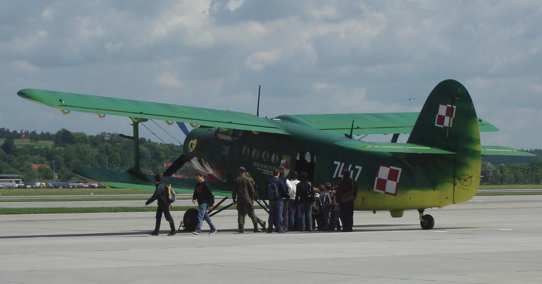 "An-2 nb 7447 ""Wiedeńczyk"". 2009 year. Photo by Karol Placha Hetman"