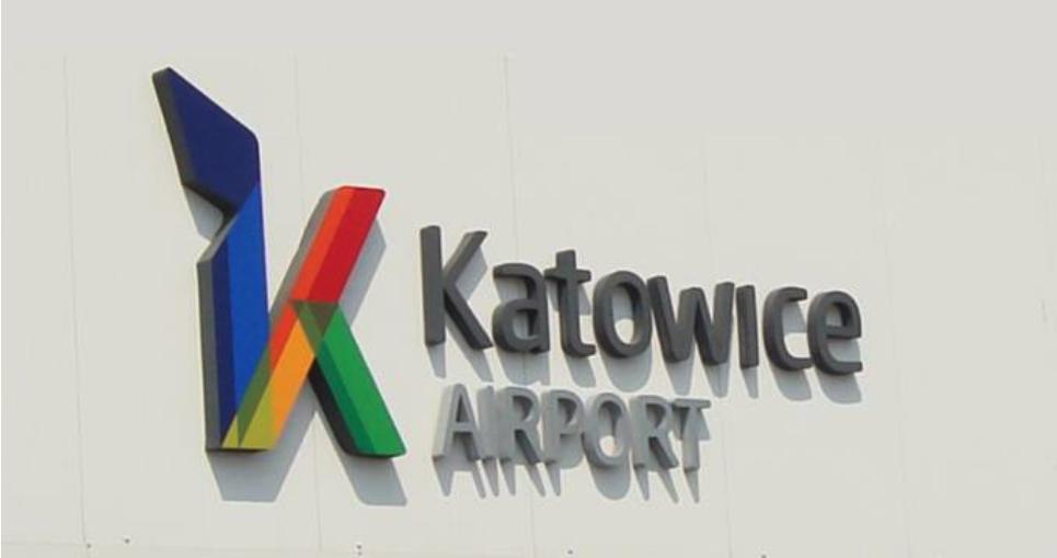 Port Lotniczy Katowice 2010 rok. Zdjęcie Karol Placha Hetman